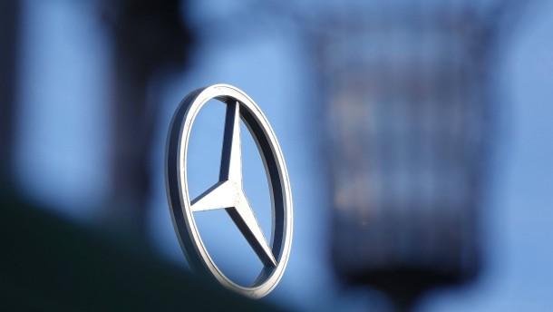 Daimler-Vorstand rüttelt die Belegschaft wach