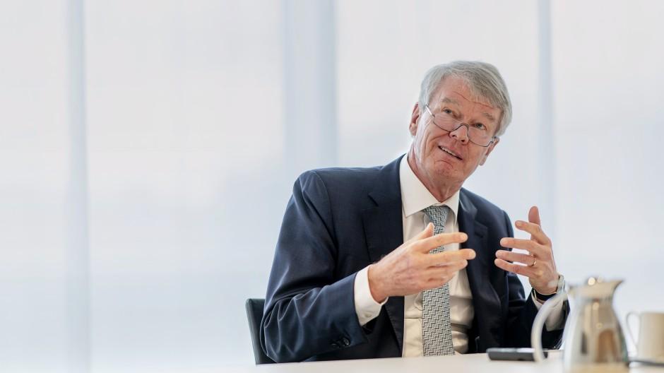 Städel-Administrator:  Wolfgang Kirsch hat das Ehrenamt Anfang des  Jahres übernommen.