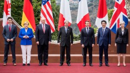 G-7-Gipfel in 60 Sekunden