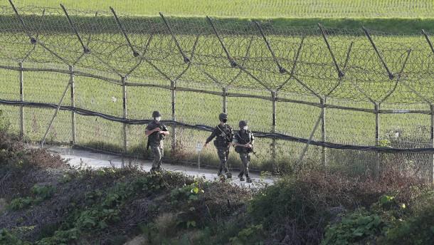 Nordkorea soll Verbindungsbüro gesprengt haben
