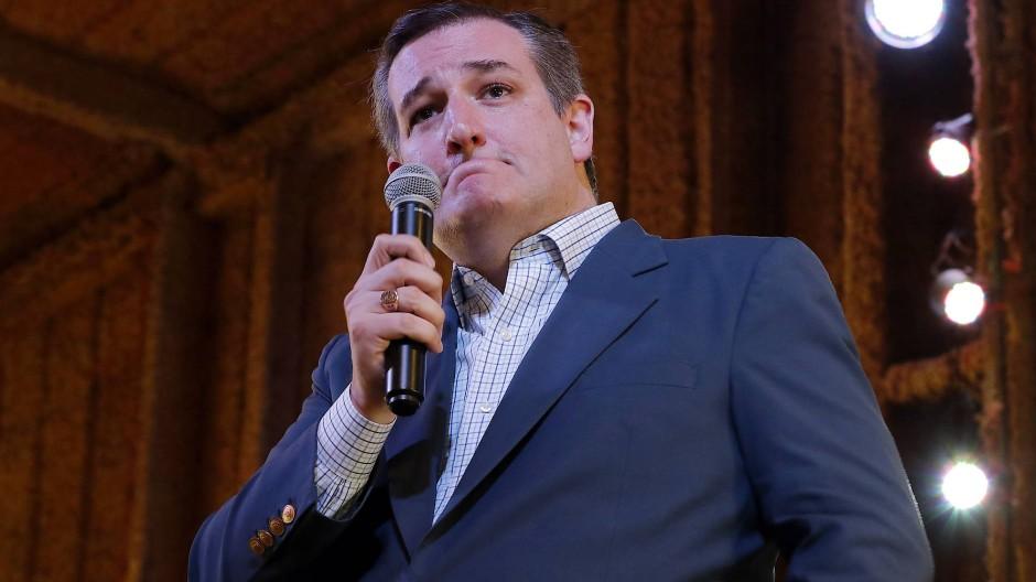 Es wird eng für Republikaner Cruz in Texas