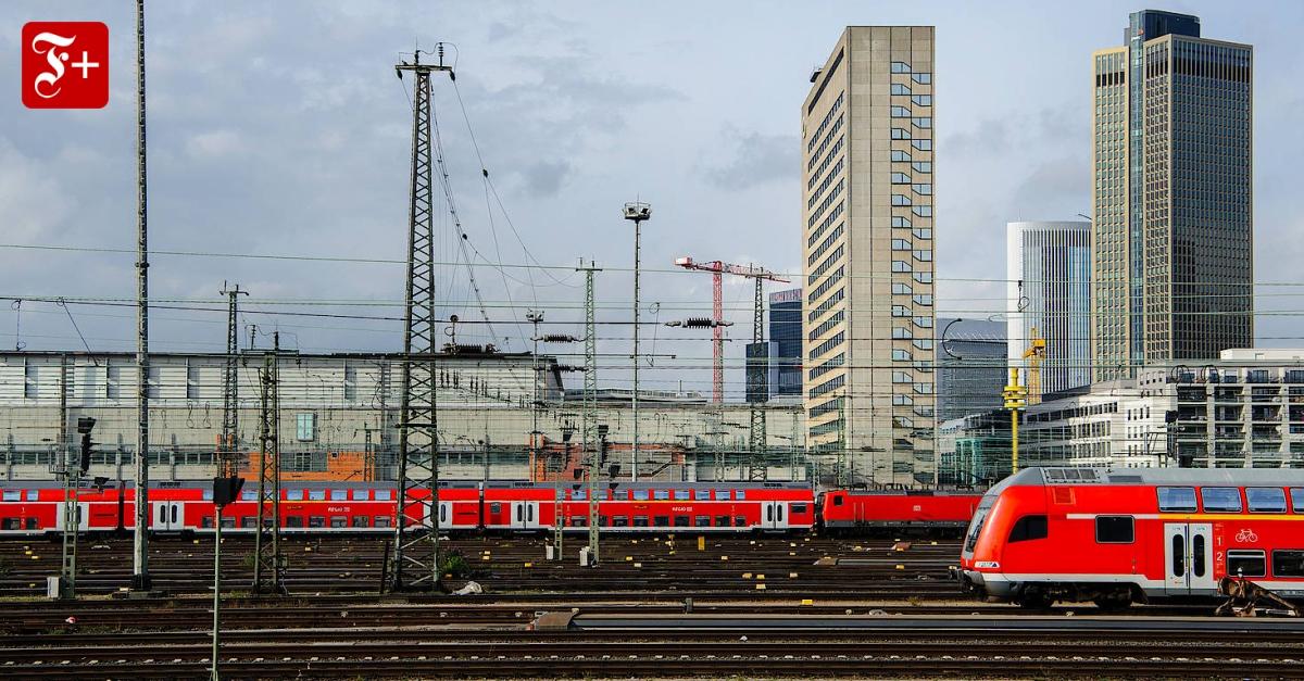Verkehr In Frankfurt
