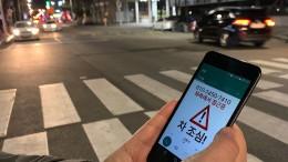 Mit dem Handy im Straßenverkehr