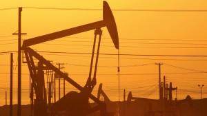 Immer mehr Öl, immer schneller