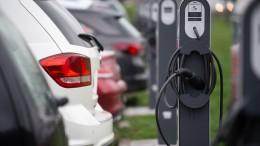 Was gegen Falschparker an der E-Säule hilft