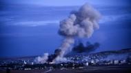 Kobane in diesen Tagen