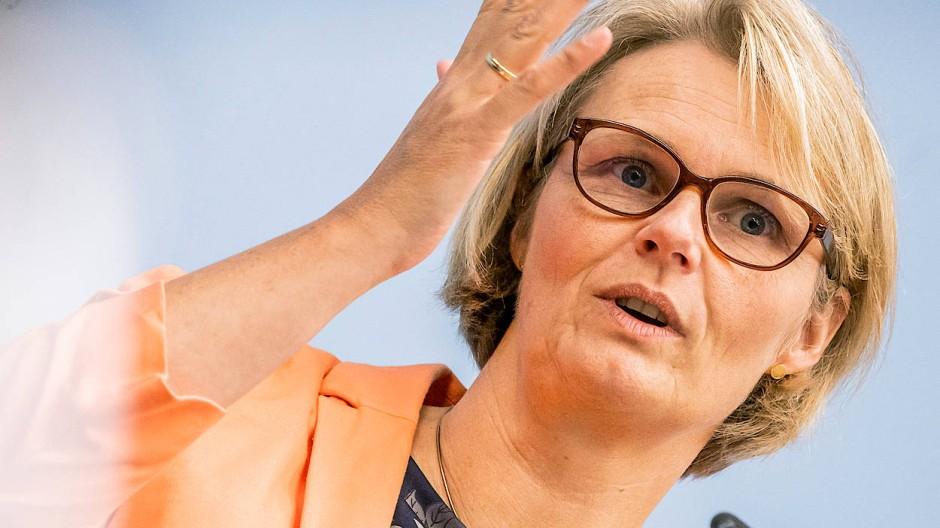 Richtungslos: Anja Karliczek, Bundesministerin für Bildung und Forschung