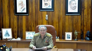 Am Tisch mit dem Diktator