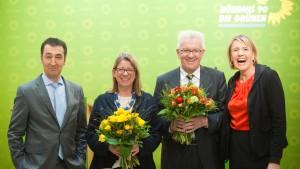 Die Grünen als neue linke Volkspartei?