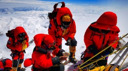 5G auf dem Mount Everest