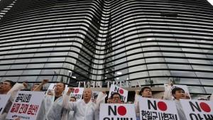 Japan lockert Beschränkungen für High-Tech-Exporte nach Südkorea
