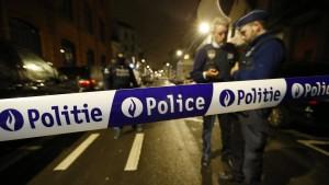 Belgische Polizei verhaftet Terrorverdächtige