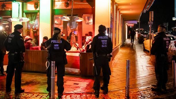 Polizei in NRW beschlagnahmt mehr Geld