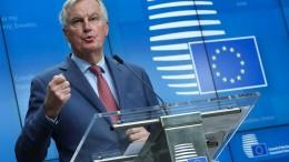 EU-Staaten unterstützen Brexit-Kompromiss