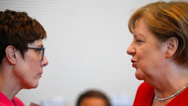 Werte-Union fordert Urwahl des nächsten Kanzlerkandidaten
