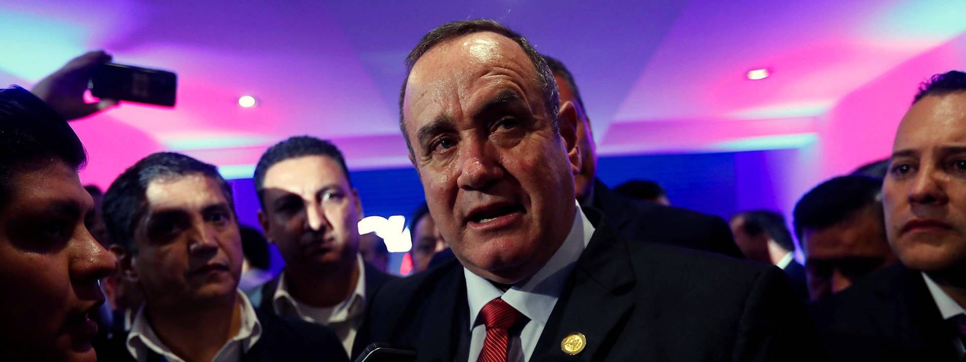 Konservativer Giammattei wird neuer Präsident Guatemalas