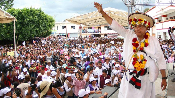 Der Messias von Mexiko