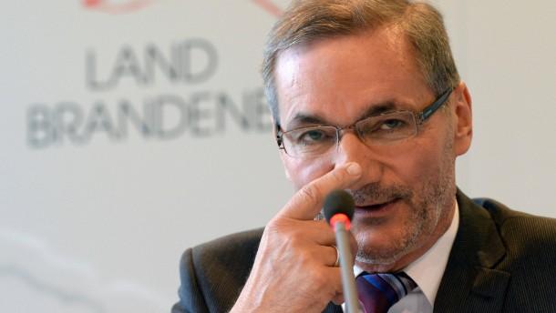 Platzeck kündigt Rücktritt an
