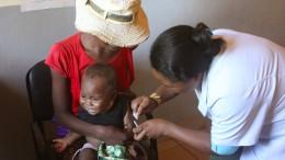 Zahl der Masernfälle weltweit um 300 Prozent gestiegen