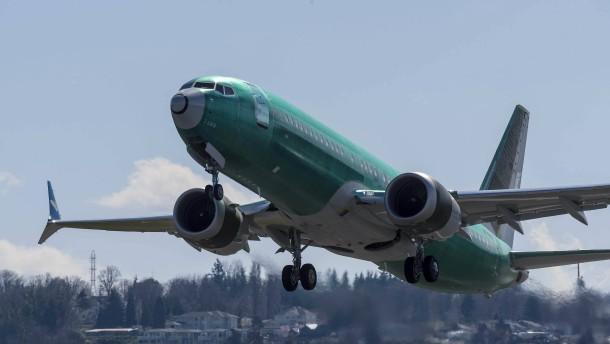 """""""Wir haben unser Vertrauen in Boeing nicht verloren"""""""