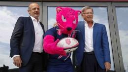 Der Stade Français will mit Wild nach vorne