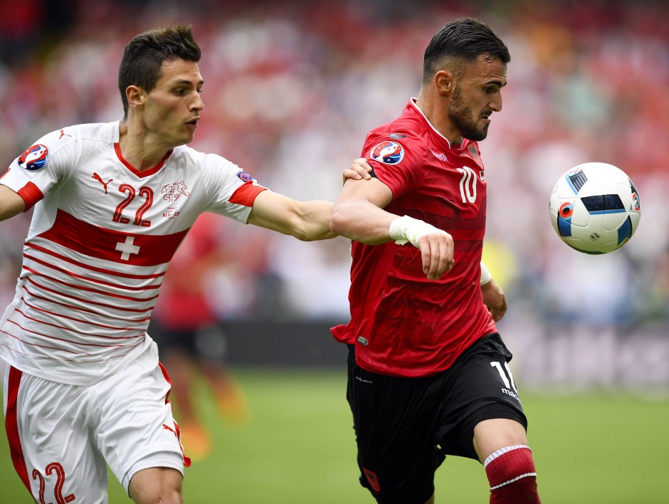 Schweiz Gegen Albanien 2021