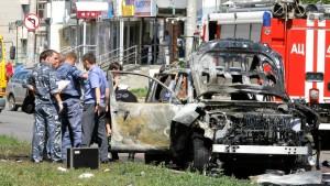 Anschläge auf hohe islamische Geistliche