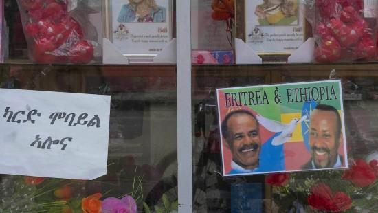 Annäherung zwischen Äthiopien und Eritrea