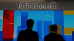 Microsoft investiert Milliarden in Künstliche Intelligenz