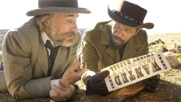 """Oscars 2013 - """"Django Unchained"""""""