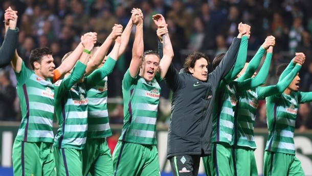Die wundersame Wandlung von Werder Bremen