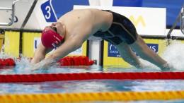 Kolesnikow schwimmt Weltrekord – Vogelmann feiert Debüt