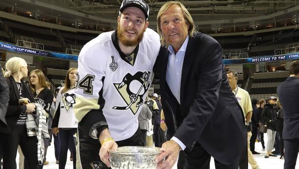 Kühnhackl gewinnt mit Pittsburgh Stanley Cup
