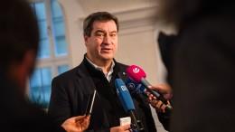 Markus Söder will Länder stärken