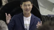 Unternehmer, Milliardär, Mondtourist in spe – und Twitter-Rekordler: Yusaku Maezawa