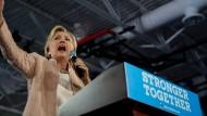 Der neueste Wahlspot von Hillary Clinton