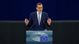 Polen muss Zwangspensionierung von Richtern stoppen