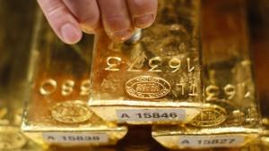 Der Goldpreis wird weiter fallen