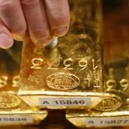 Gold war in Krisenzeiten eine sichere Bank. Doch trotz Krieg in der Welt steigt der Preis nicht.