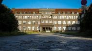 In diesem Klinikum in Delmenhorst tötete Niels H. Dutzende Patienten.