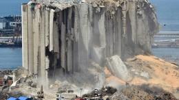Libanesische Regierung wurde bereits im Juli vor Explosion gewarnt