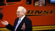 Buffett dementiert Berichte über Inselkauf