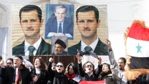 """Amerikaner drohen Syrien mit """"anderen Mitteln"""""""