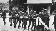 Mit dem Überfall auf Polen am 1. September 1939 entfesselte Hitler ein Inferno.
