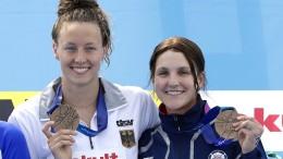 Freiwasserschwimmerin Beck gewinnt Bronze