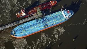 Ohne Russland kein Öl