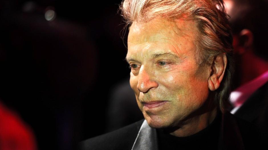 Schwer krank: Siegfried Fischbacher hat Bauchspeicheldrüsenkrebs.