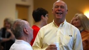 Republikaner-Kandidat soll Reporter umgerissen haben