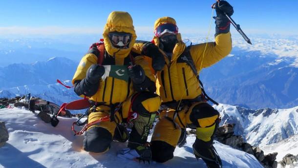 Nanga Parbat erstmals im Winter bezwungen