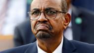 Der ehemalige sudanesische Präsident Omar al Baschir